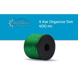 GOSEN  W8  BRAID 300 MT  MULTİ  PE 2.5 - 0.265 MM