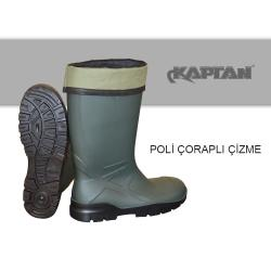 ÇİZME  POLİ  ÇORAPLI  MODEL   NO: 43
